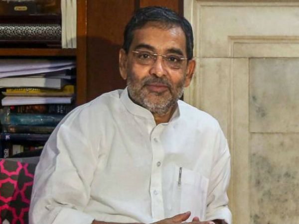 Bihar Ally Upendra Kushwaha Quits As Minister Modi Government