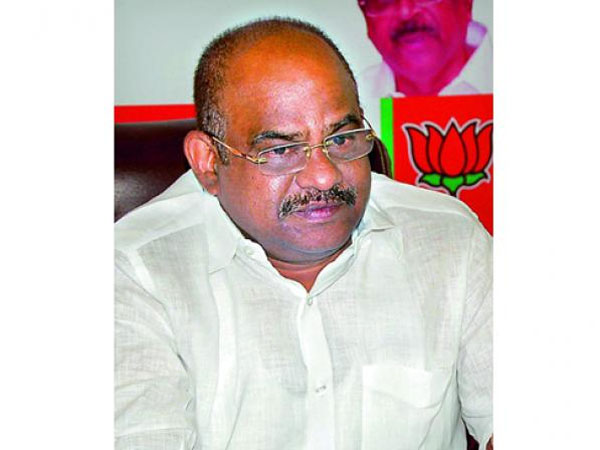 BJP MLA resigned : ready to join in Janasena..