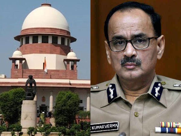 Suprerme court gives shock to Centre...Orders to reinstate Alokverma as CBI director