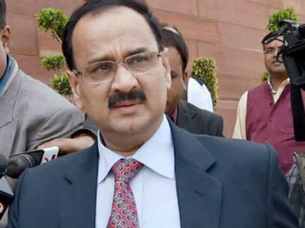 Selection panel removes Alok Verma as CBI chief