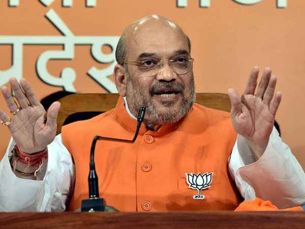 'Congress's OROP is Only Rahul Only Priyanka': Amit Shah