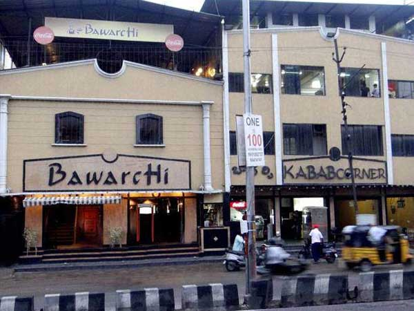 Bawarchi hotel at RTC crossroads seized