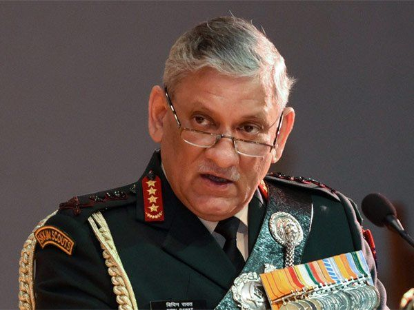 Army chief rules out gay sex, adultery in Indian Army