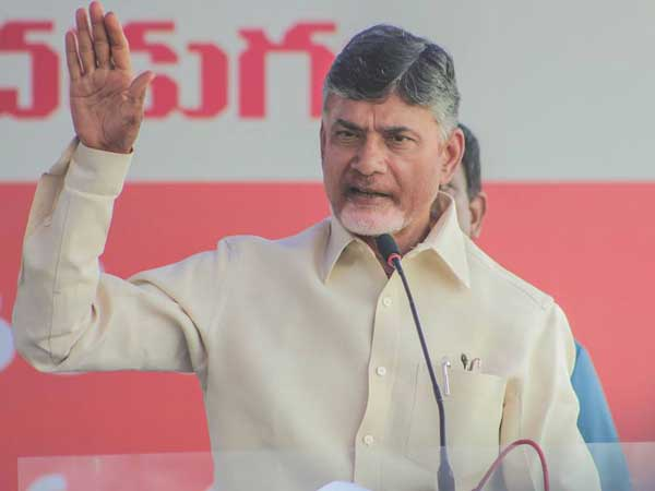Chandrababu meet Rahul Gandhi : CBI attacks main issue..