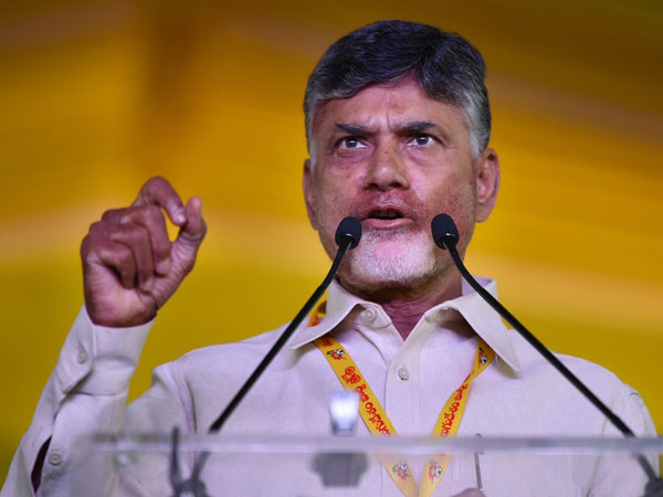 Chandrababu Naidu serious reaction on KCR comments