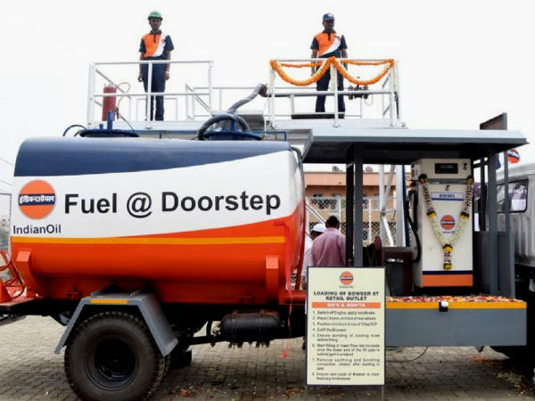 Image result for Now Indian Oil will deliver Fuel right to your doorstep: All you need to know!