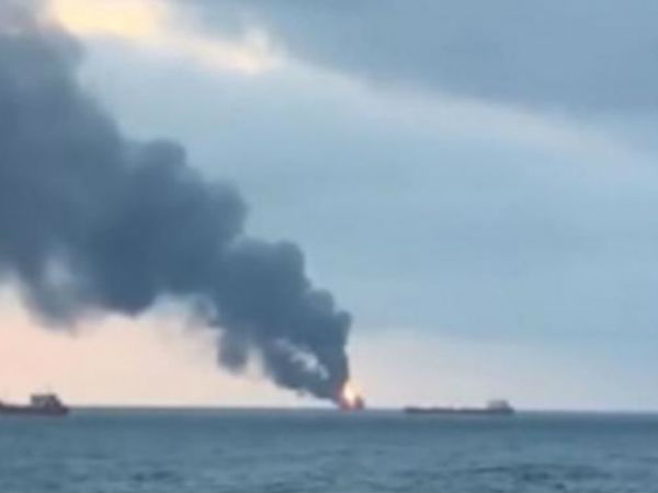 Fire On Ships With Indian Crew Kills 11, Government In Touch With Russia