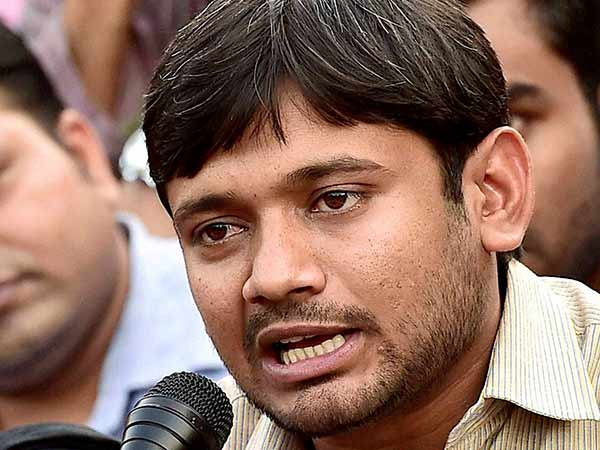 Kanhaiya Kumar, Charged With Anti-India Slogans At JNU, Thanks Modi Ji