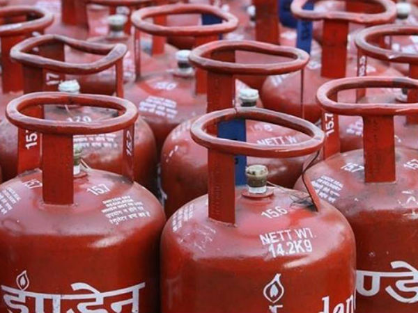 new year gift as reduced cost on gas cylinders