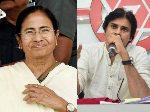 మమతా ర్యాలీకి వాళ్లిద్దరూ రాలేదు సరే...పవన్ సంగతేంటి..?