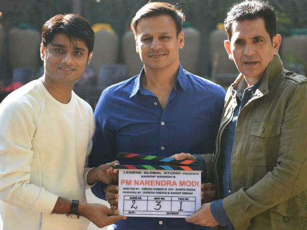 modi biopic shooting started