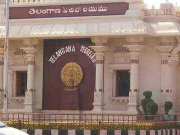 High Court green singal for Telangana new secretatiat in Bison Polo Ground