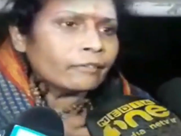 ayyappa temple priest does not allowed a srilanka woman into temple
