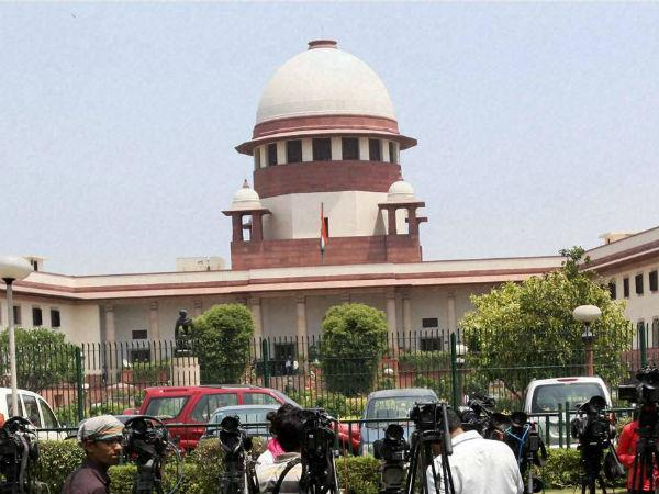 Twist in Ayodhya case: Justice Lalit steps out from the 5 judge bench, hearing postponed