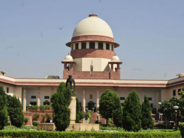 Cannot intervene in the AP Highcourt bifurcation,says Supreme court