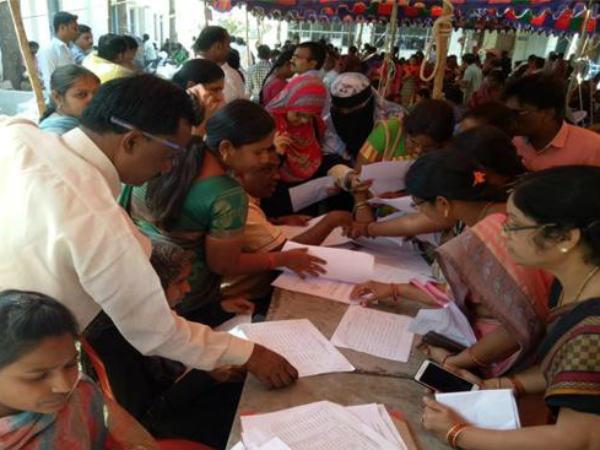 తెలంగాణ పంచాయతీ పోరు.. రెండో దశ పోలింగ్ పై ఉత్కంఠ