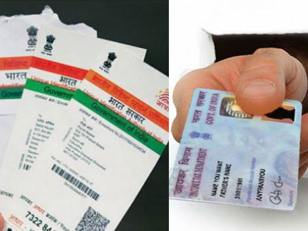 cbdt chairman says pan and aadhaar linking must for it returns