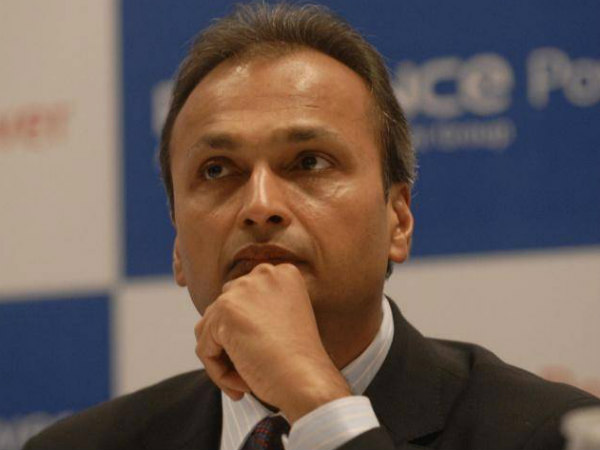 Supreme Court Holds Anil Ambani Guilty of Contempt,jail to follow if Ericsson not paid in 4 Weeks