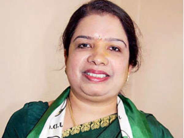 I am not belonging from Telugu family, I am pure Kannadiga, says Anitha Kumara Swamy