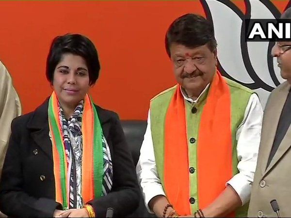 West Bengal former IPS officer Bharati Ghosh joins Bharatiya Janata Party