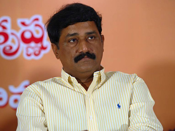 Ganta Srinivasa Rao condemns Avanthi and Amanchi comments on Chandrababu