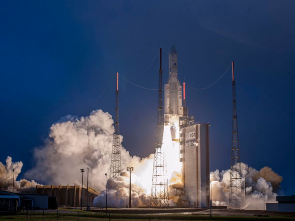 GSAT-31 satellite was successfully launched