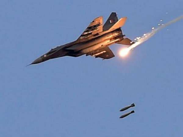 IAF strikes on terror camps in Pakistan border caused casualties estimated at 200-300