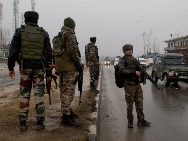 Govt orders: Paramilitary jawans deployed in Kashmir allowed air travel