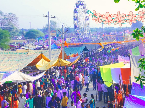 Kudavelli Ramalingeshwara Swamy Jathara Magha Masam