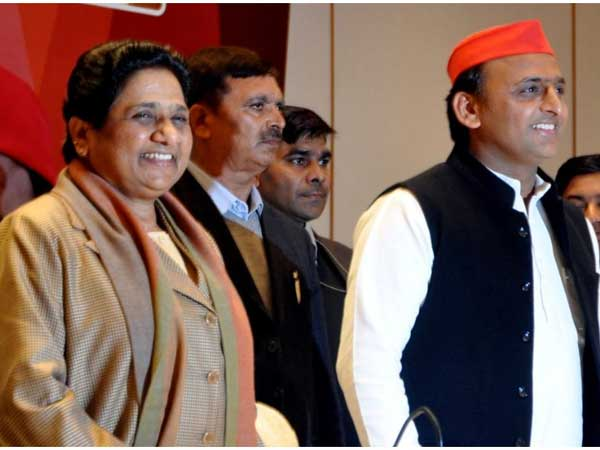 After UP,BSP and SP announce Lok Sabha poll pact for Madhya Pradesh,Uttarakhand