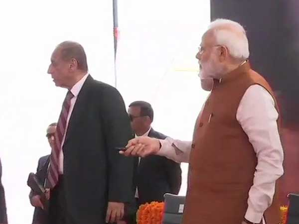 PM Modi lays the foundation stone for Krishnapatnam BPCL coastal terminal project in Guntur