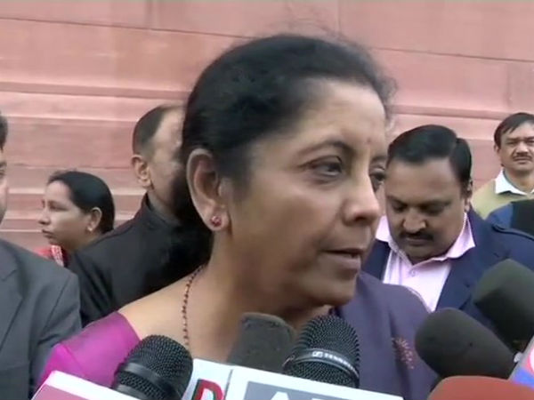 Why didnt The Hindu publish defence ministers response, asks Sitharaman