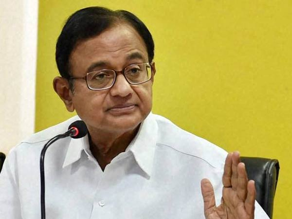 Budget an account of votes, not vote on account: Chidambaram
