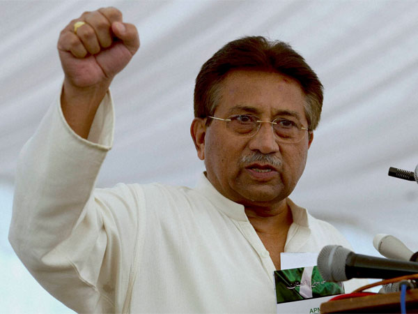 India will finish us with 20 nukes: Parvez Musharraf