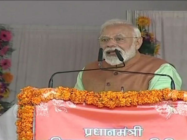 PM Modi Reaches Out to Farmers Ahead of Polls, Launches Rs 75,000 Cr Kisan Scheme From Gorakhpur