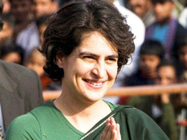 Priyanka Gandhi Logs on to Twitter, Gets Over 50,000 Followers Without Posting a Tweet