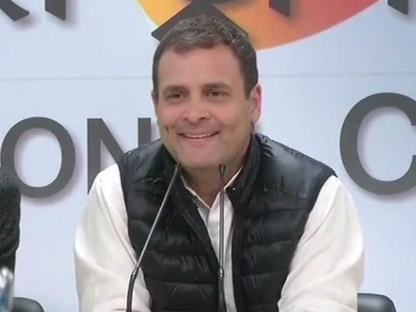 Congress defeating BJP in ideological fight, PM Modis bluster gone over Rafale: Rahul Gandhi