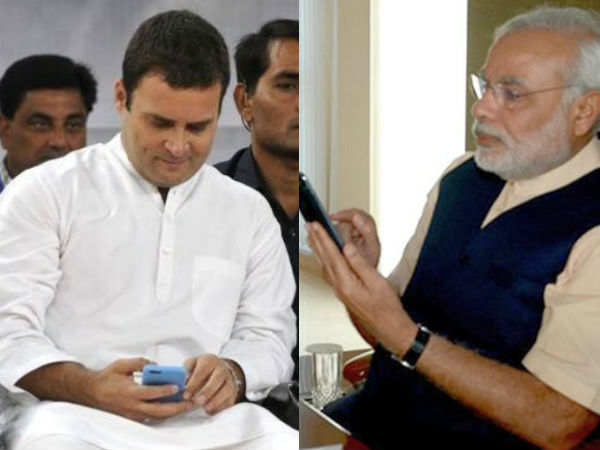 PM Modi,Rahul lose thousands of Twitter followers after crackdown on fake profiles:report