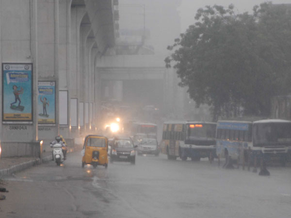 weather update, unprecedented rainfall in Telugu states
