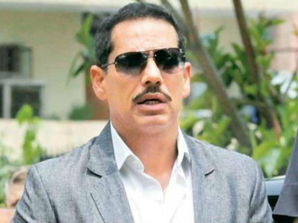 Do not harass my mother .. vadra fired on BJP government..!!