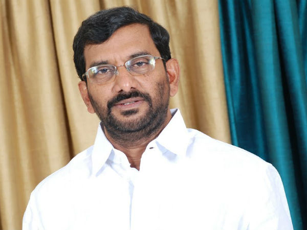 Somireddy Chandramohan Reddy to resign as MLC