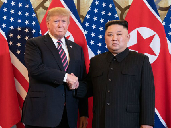 Trump-Kim summit collapses without agreement, US says