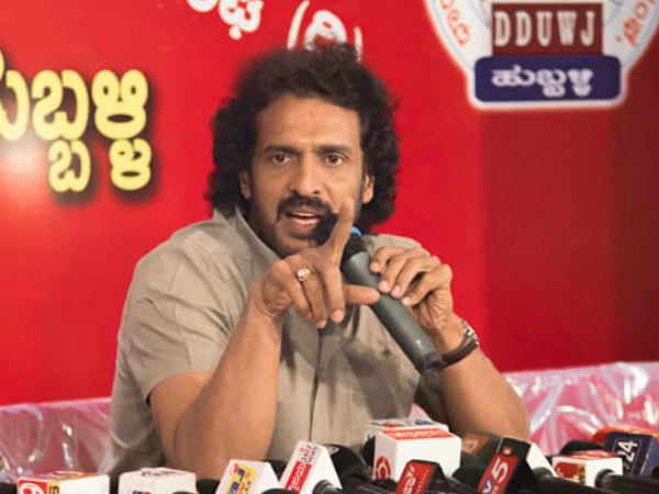 Kannada Actor cum politician Upendra may not contest in the upcoming Lok sabha elections 2019.