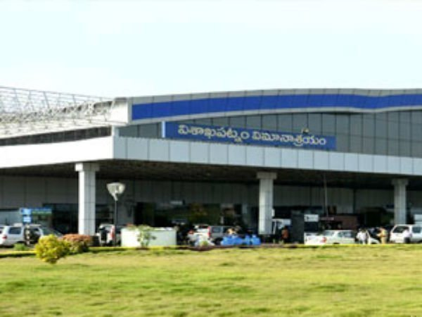 Vizag airport wont be shut due to Bhogapuram facility