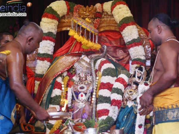 bhadradri seetharama Kalyanotsavam will held on april 14th