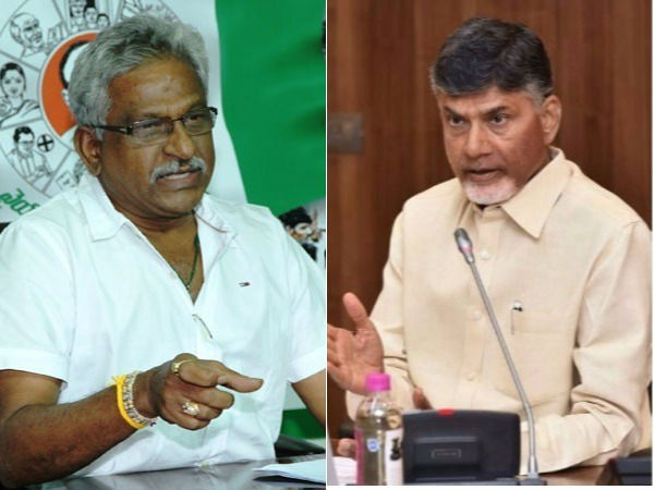 Babu made up the state bankrupt ..! YV Subbareddy questions why babu asks opposition parties support..?