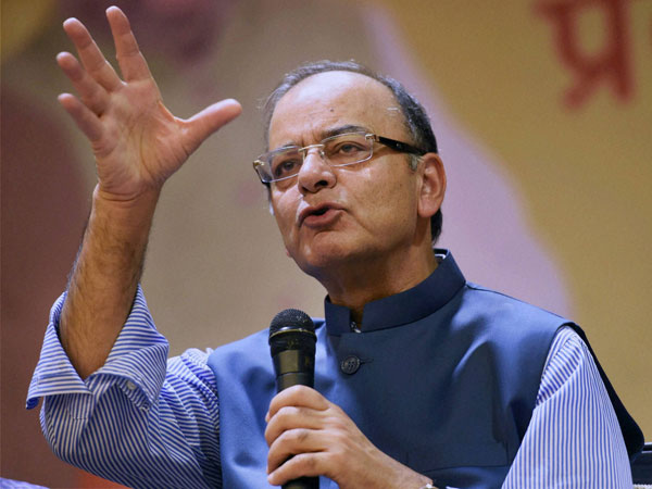 Congress getting high TRP on Pakistan television: Arun Jaitley