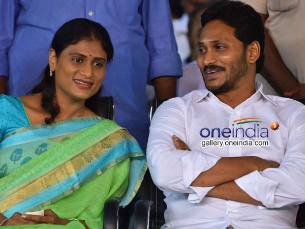 YS Sharmila will participate in Election Campaign for support her brother YS Jagan