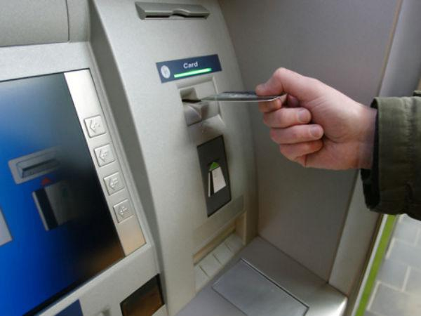 villagers offer tea, biscuite at atms