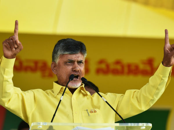 Chandra babu promises that he would spend three hours daily with party workers